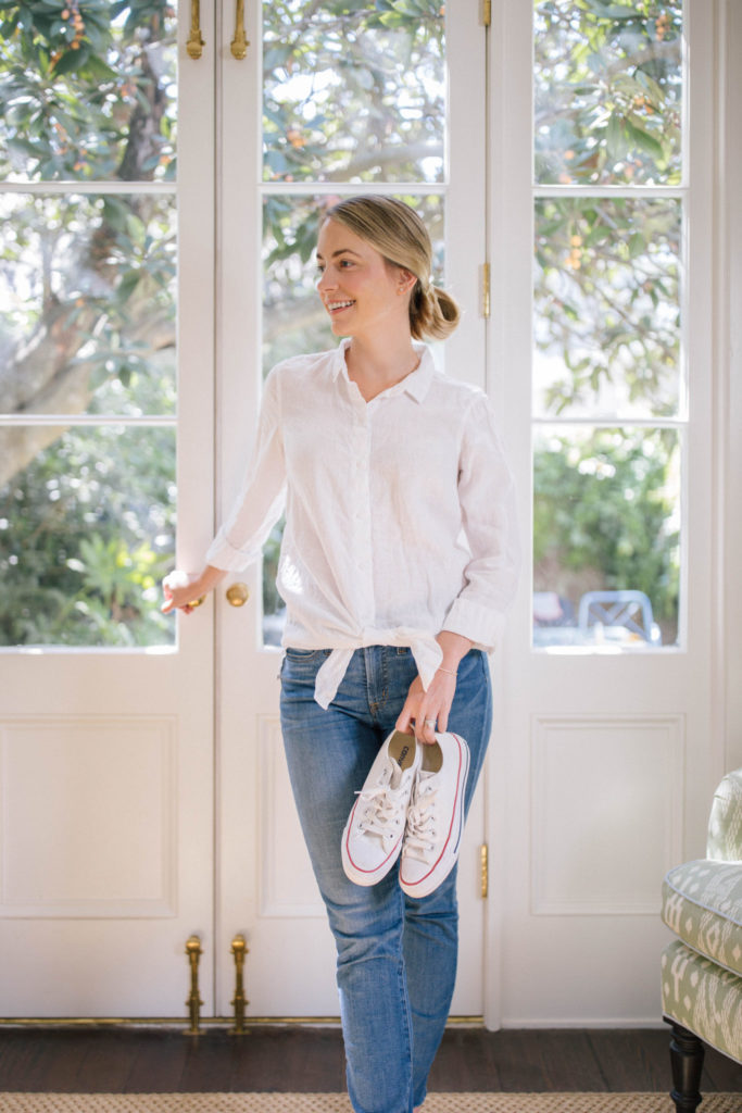 The best linen tops for summer 2020 | Rhyme & Reason