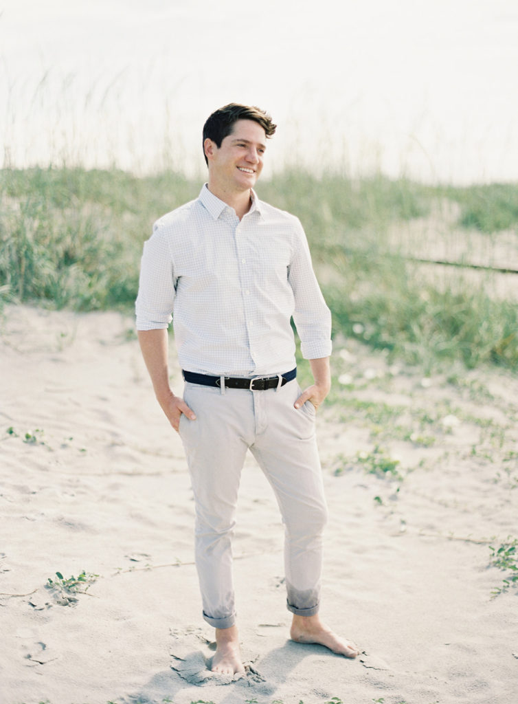 Preppy classic summer outfit ideas for men | Rhyme & Reason