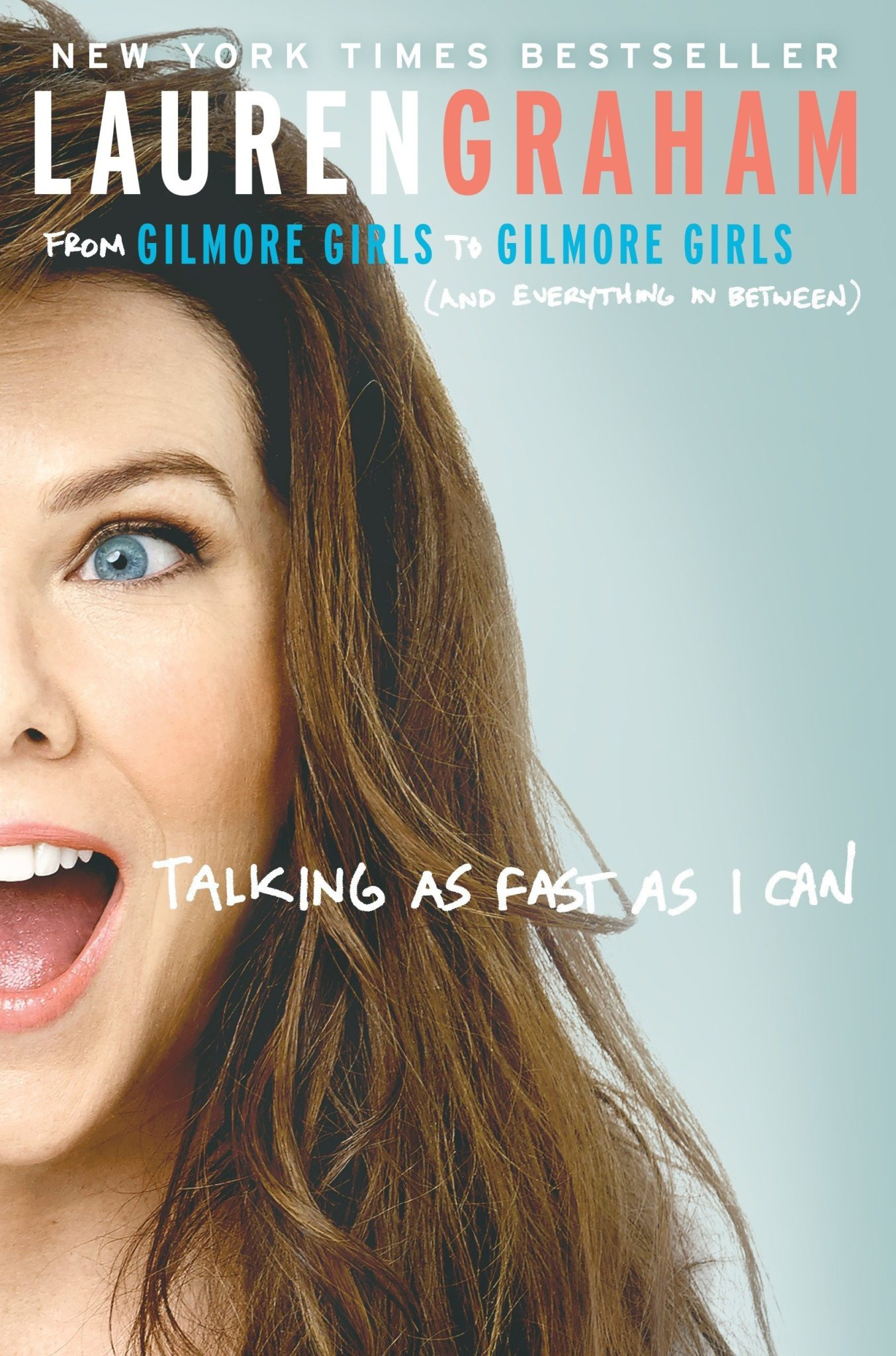 Books I Read in March 2020 - Talking as Fast as I Can - From Gilmore Girls to Gilmore Girls (and Everything in Between) by Lauren Graham | Rhyme & Reason