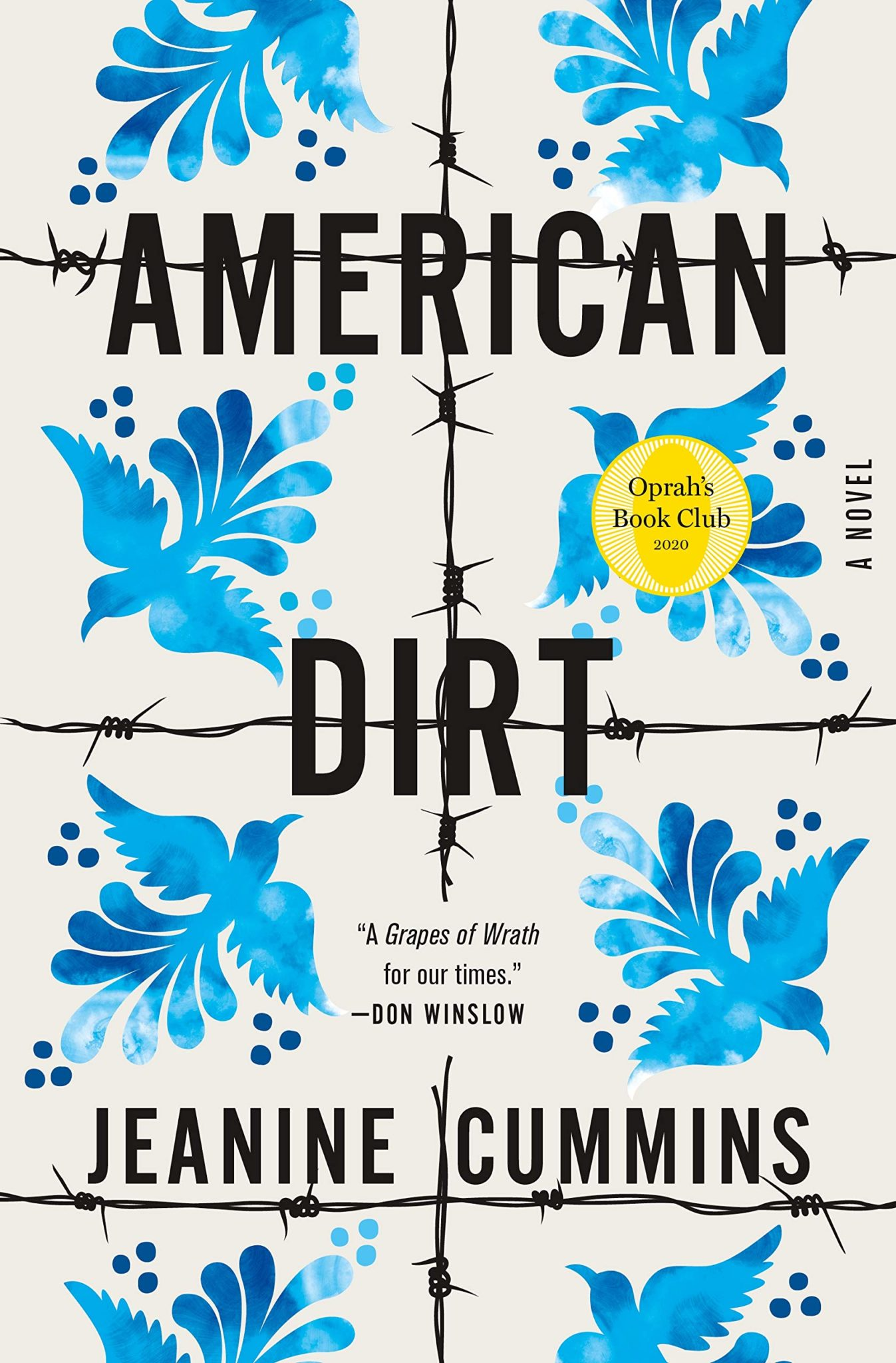 Books I Read in March 2020 - American Dirt by Jeanine Cummins | Rhyme & Reason