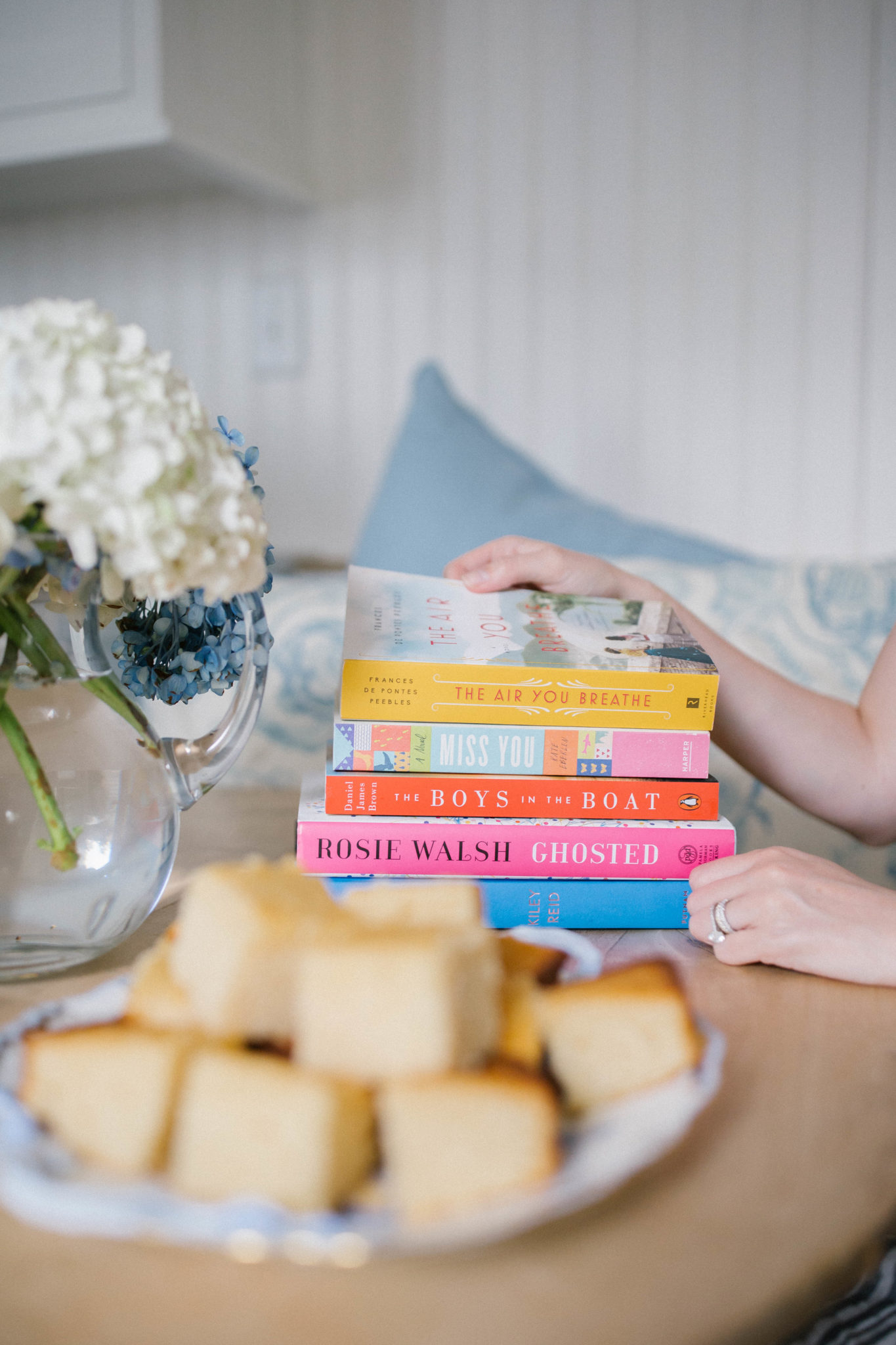 Books I Read in March 2020 | Rhyme & Reason