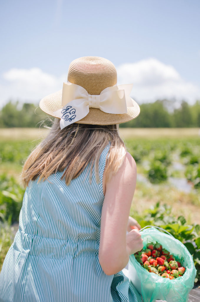 The best sunhats for outdoor spring activities | Rhyme & Reason