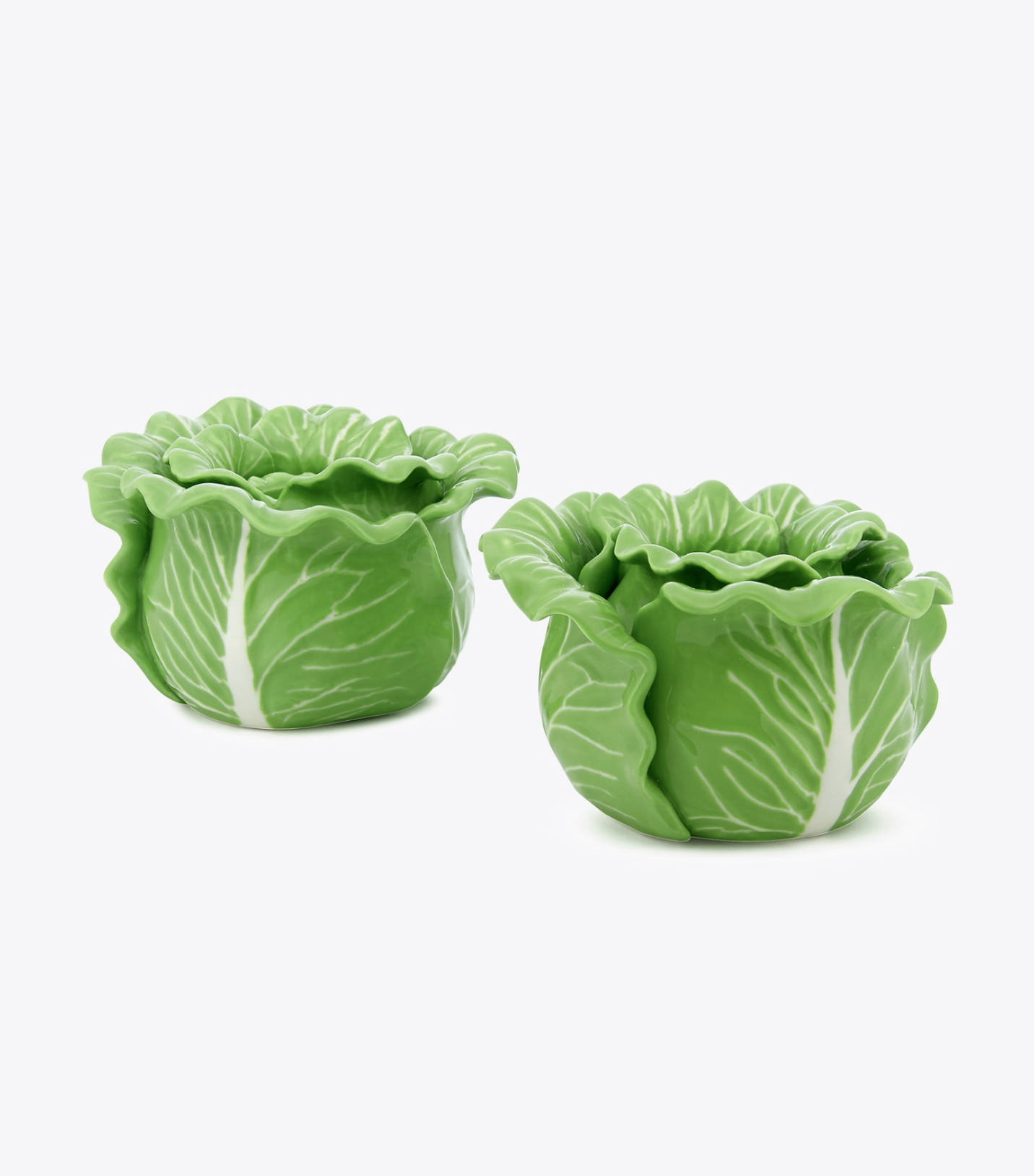 Tory Burch Home Lettuce Ware Candle Holder