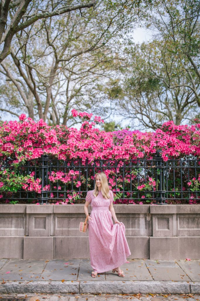 A Beautiful Mother's Day Outfit Idea | Rhyme & Reason