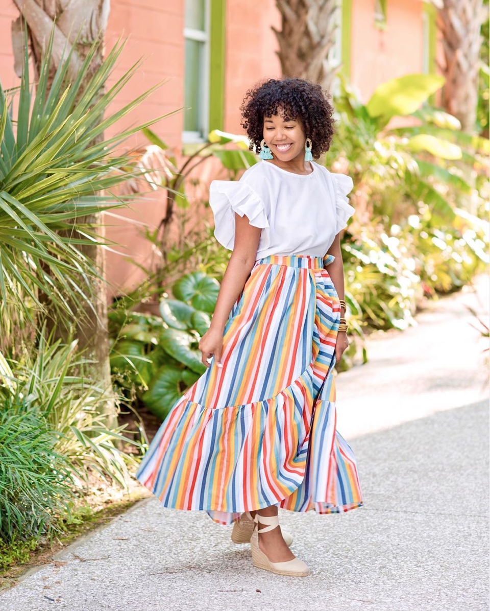 Black Businesses, Bloggers, Creators, and Instagrammers to Know - Mimi Striplin of The Tiny Tassel