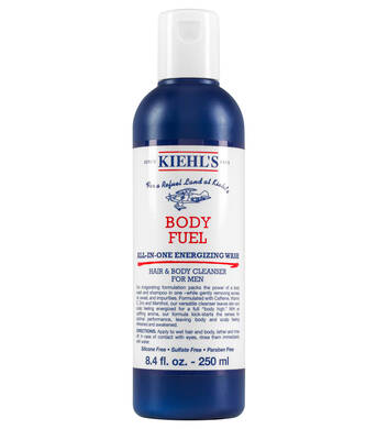 Kiehl's Body Fuel | Father's Day Gift Guide 2020 on Rhyme & Reason