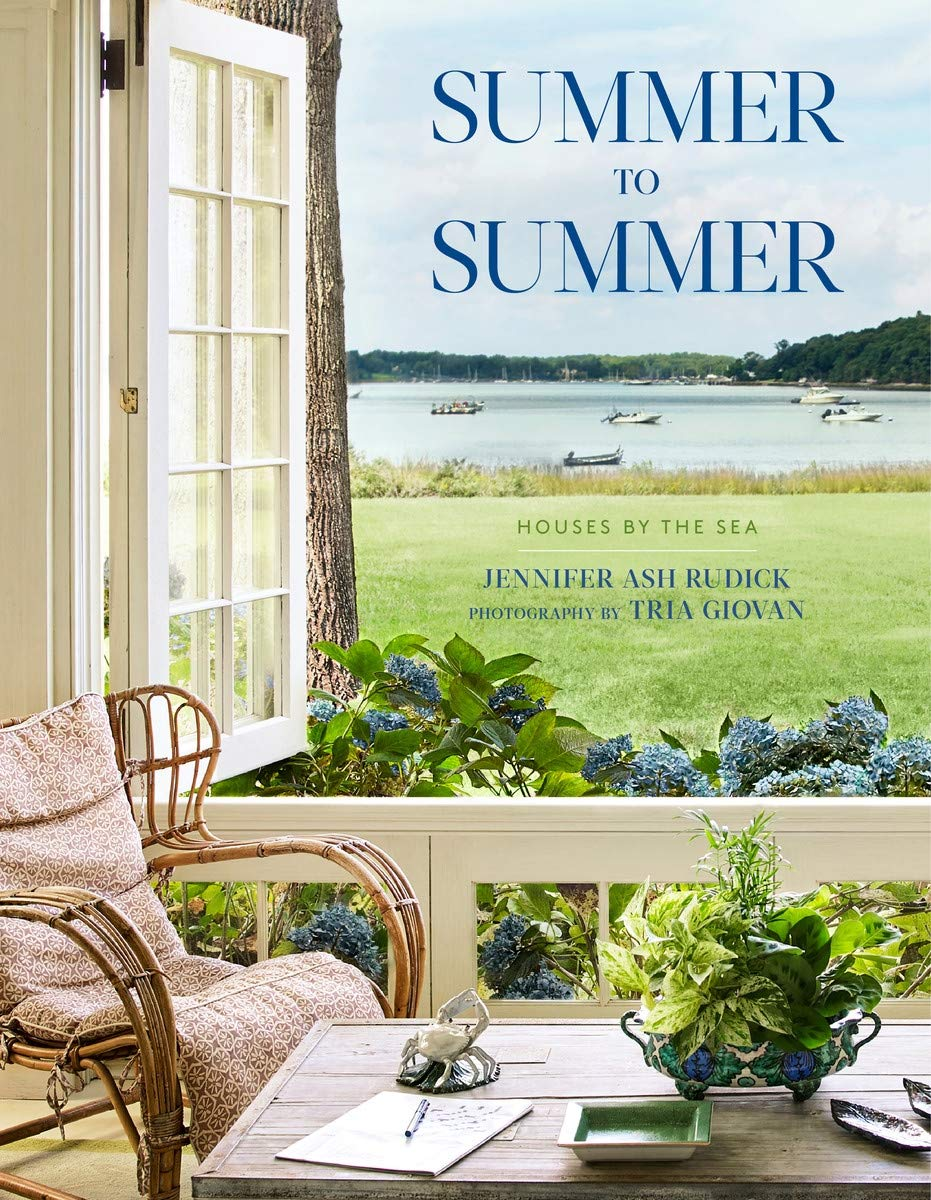 Summer Party Hostess Gifts: Summer to Summer Coffee Table Book | Rhyme & Reason