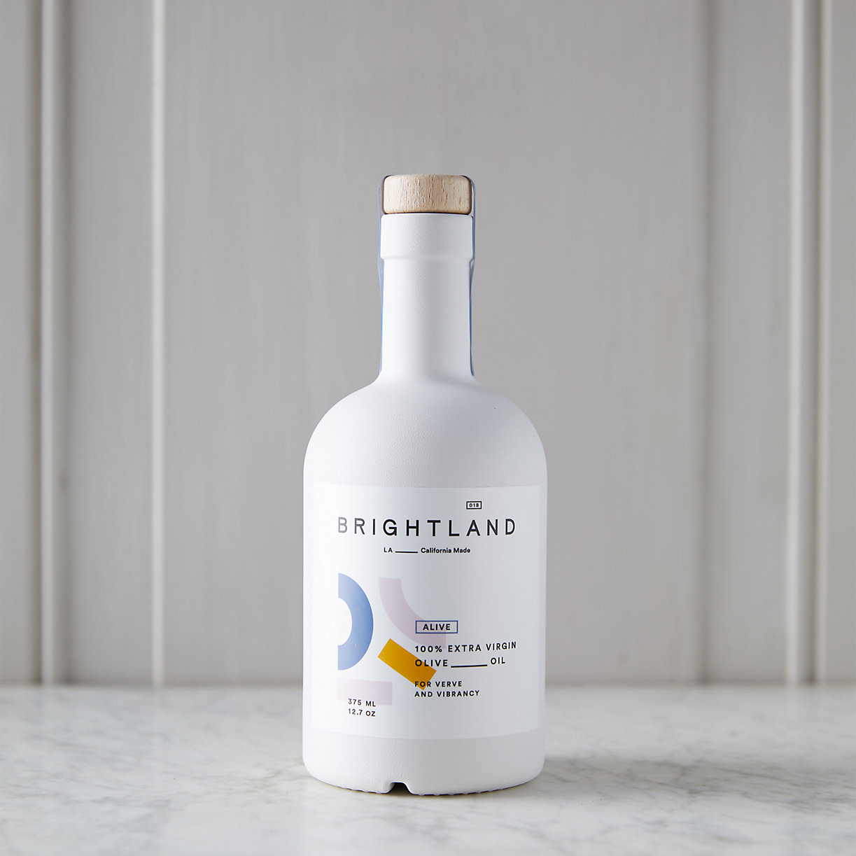 Summer Party Hostess Gifts: Brightland Alive Olive Oil