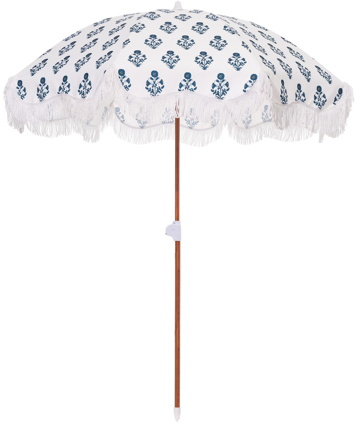 Summer Party Hostess Gifts: Business and Pleasure Co. Beach Umbrella