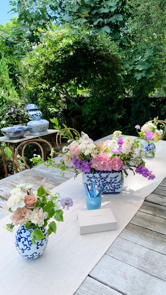 Floral themed baby shower ideas   Rhyme & Reason