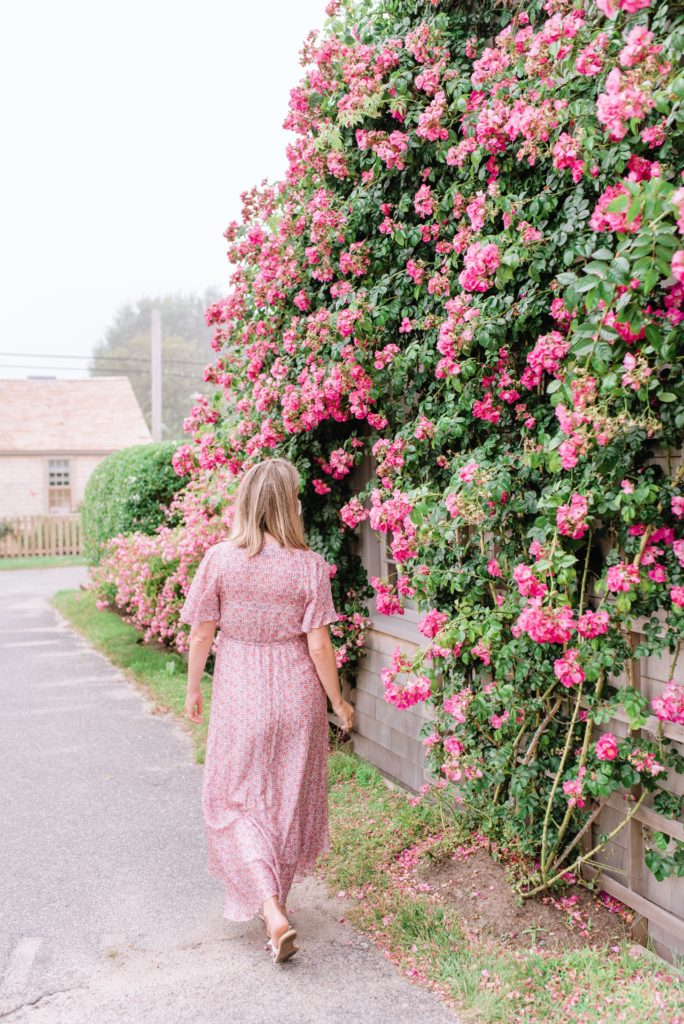 What I Wore On Nantucket Summer 2020 | Rhyme & Reason