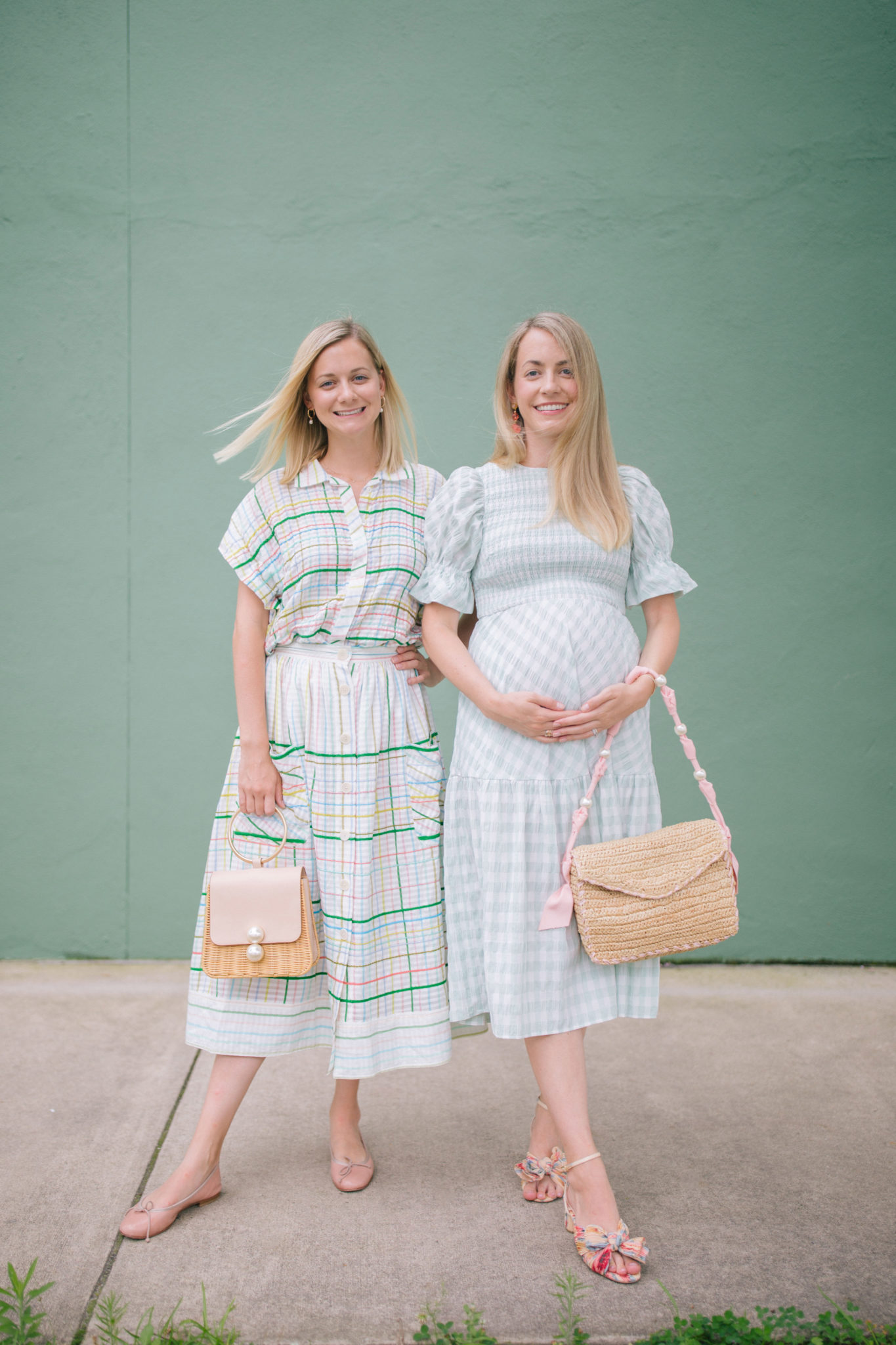 How to wear summer gingham and summer plaids and still look like an adult | Rhyme & Reason