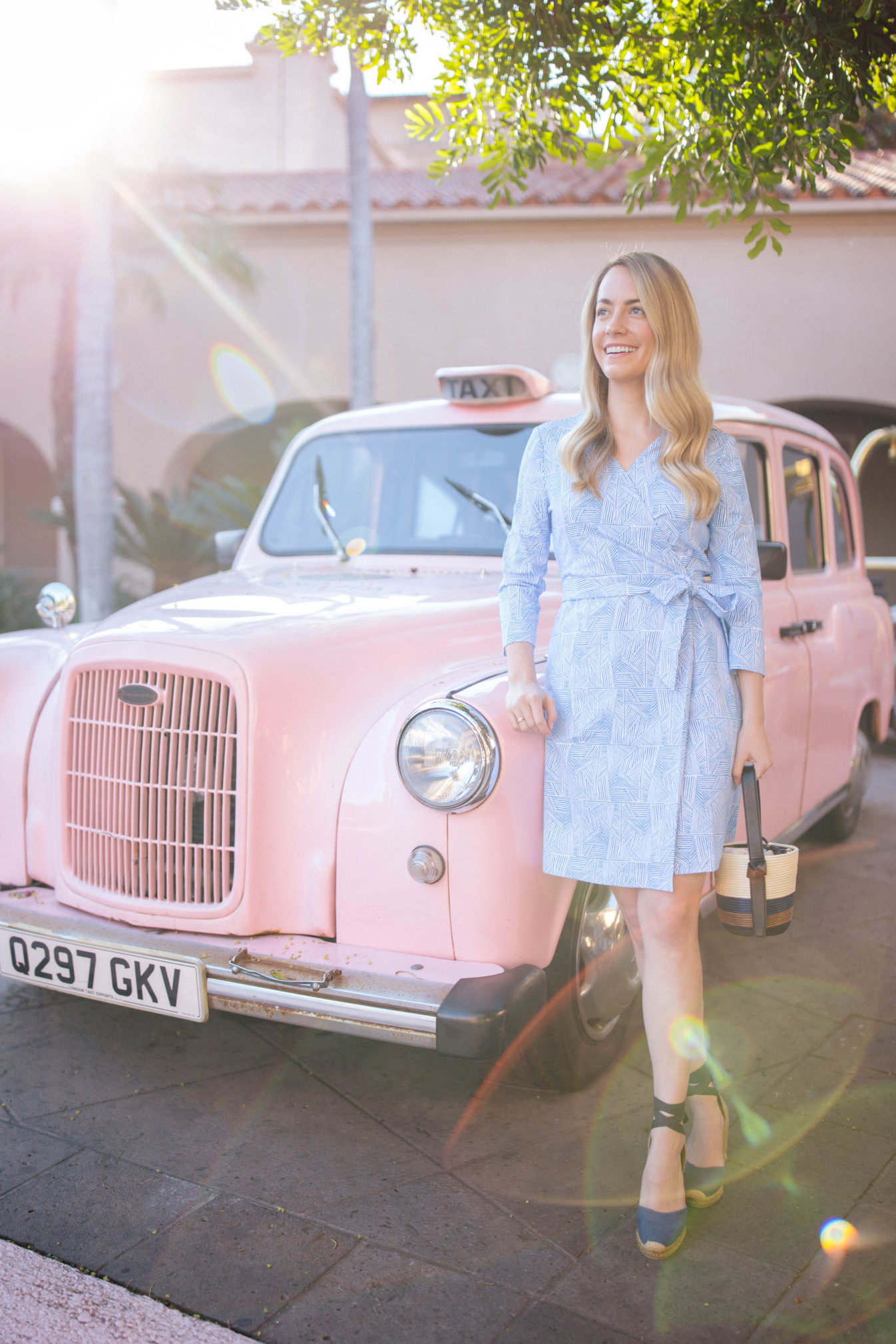 Jillian Eversole shares the wrap dress she can't live without   Rhyme & Reason