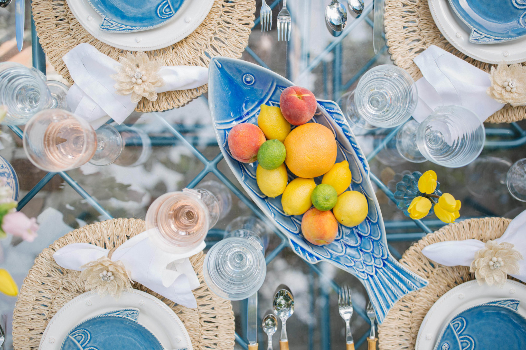 Summer Table Decor Ideas for a Memorable Summer at Home | Rhyme & Reason