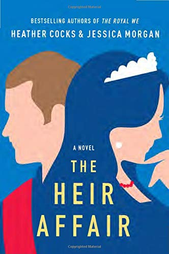 Books I Read in August 2020: The Heir Affair | Rhyme & Reason