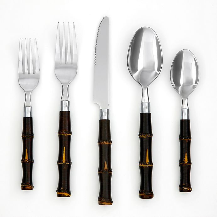 Bed Bath & Beyond Bamboo Flatware