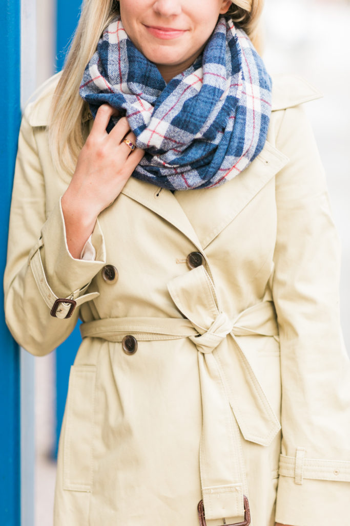 Classic Outfits To Recreate With The Nordstrom Anniversary Sale: The Perfect Trench Coat