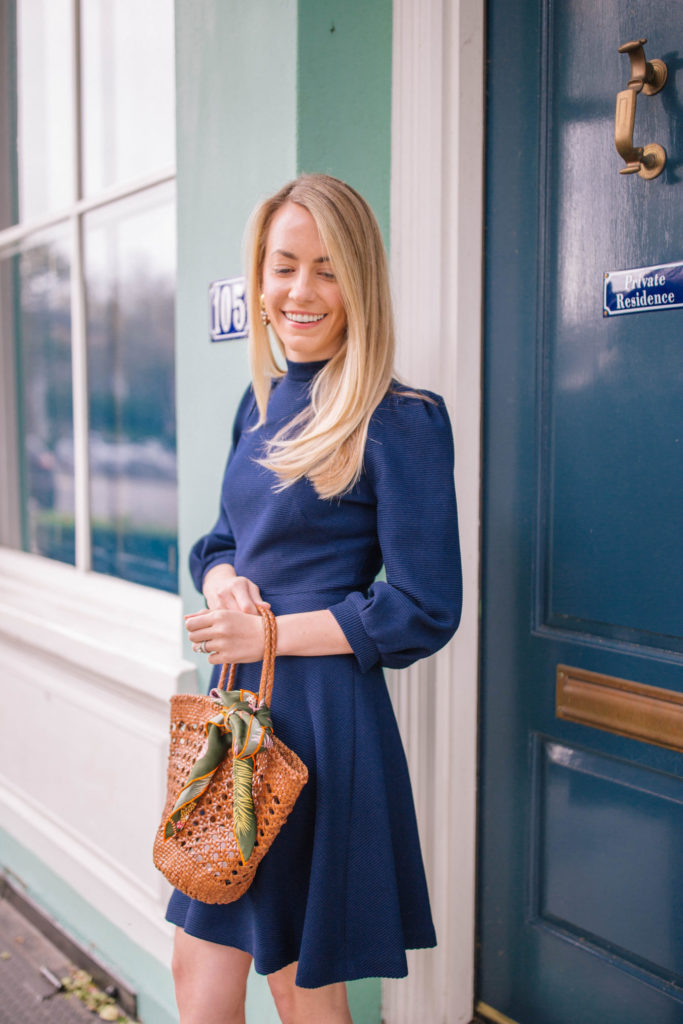 Classic Outfits To Recreate With The Nordstrom Anniversary Sale - Navy Dresses and Jumpsuits