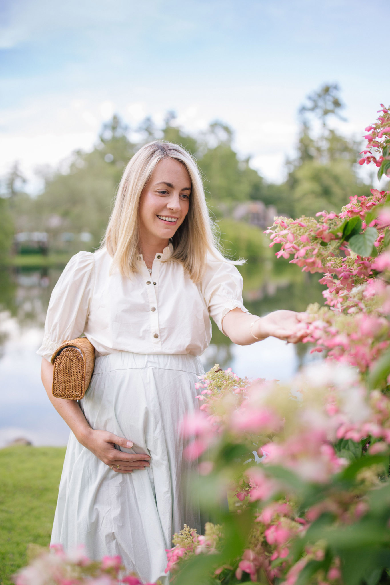 Babymoon Trips and Tips from Blogger Jillian Eversole | Rhyme & Reason