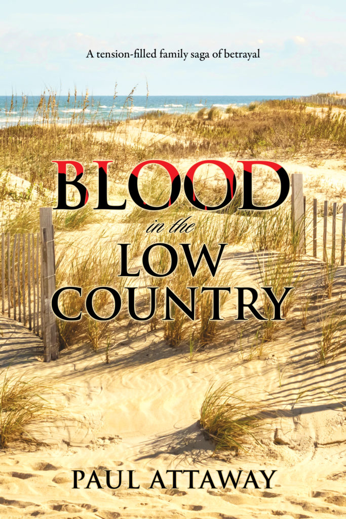 What to read this fall: Charleston-based novel, Blood in the Low Country | Rhyme & Reason
