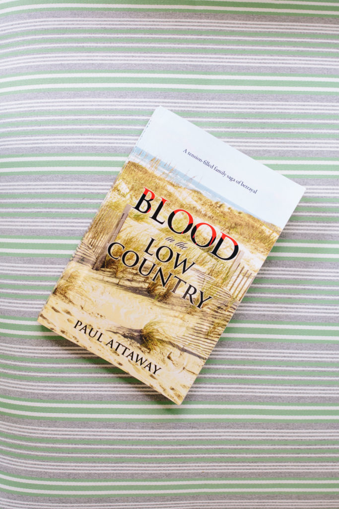 My Dad Wrote a Book! Jillian Eversole shares her dad's debut novel, Blood in the Low Country | Rhyme & Reason