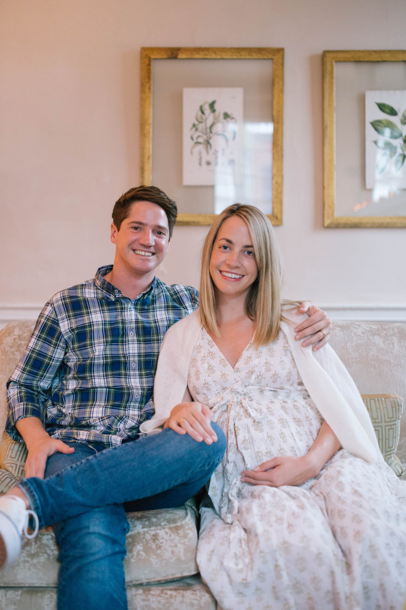 Jillian Eversole shares Third Trimester Outfit Ideas | Rhyme & Reason