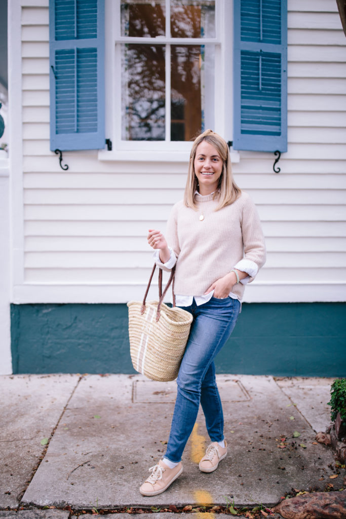 Neutral fall outfit ideas | Weekend Reads No.144