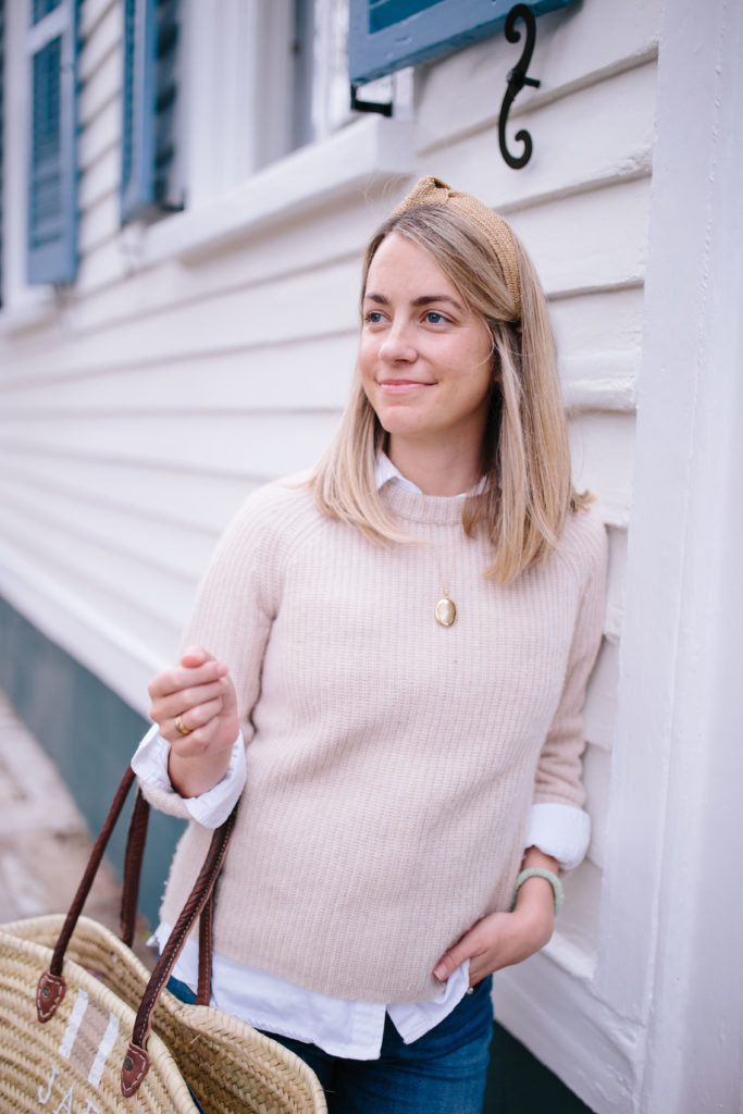 The best neutral fall sweaters | Weekend Reads No.144