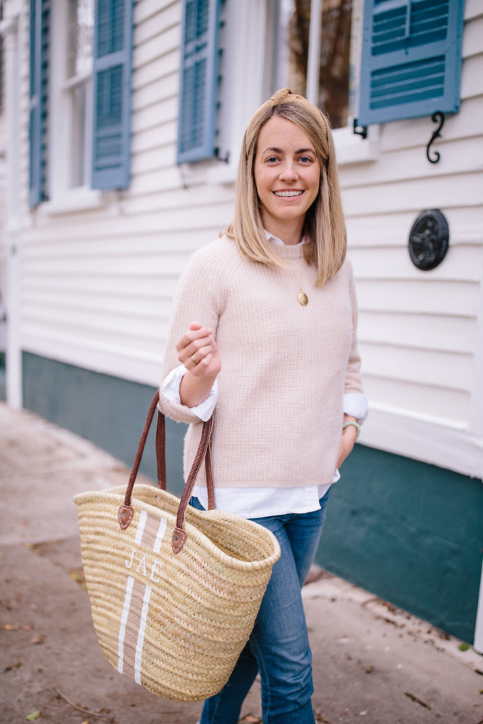 The best camel colored sweaters for fall | Rhyme & reason