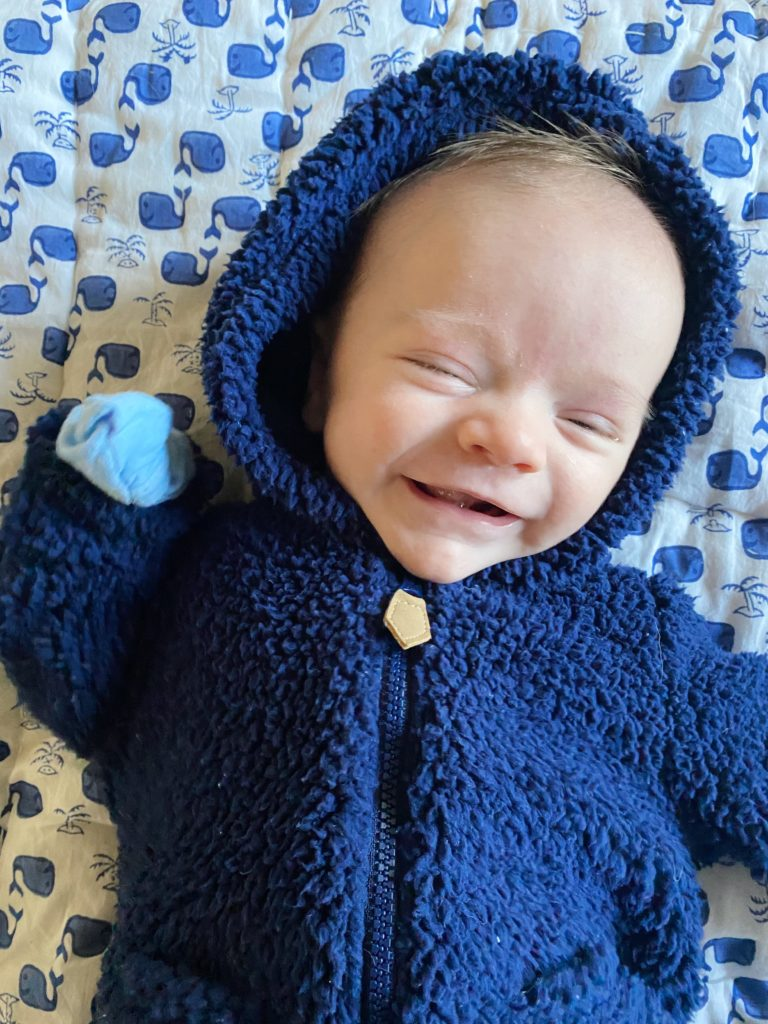 Baby boy laughter | Rhyme & Reason