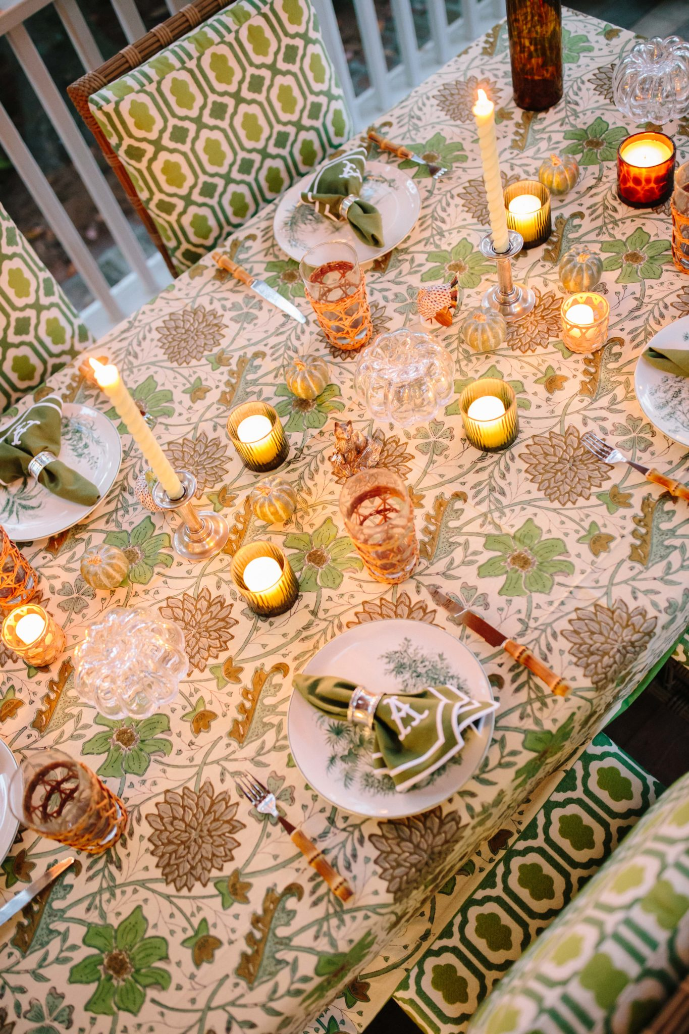 How to set a Thanksgiving table + Weekend Reads, No. 145 | Rhyme & Reason