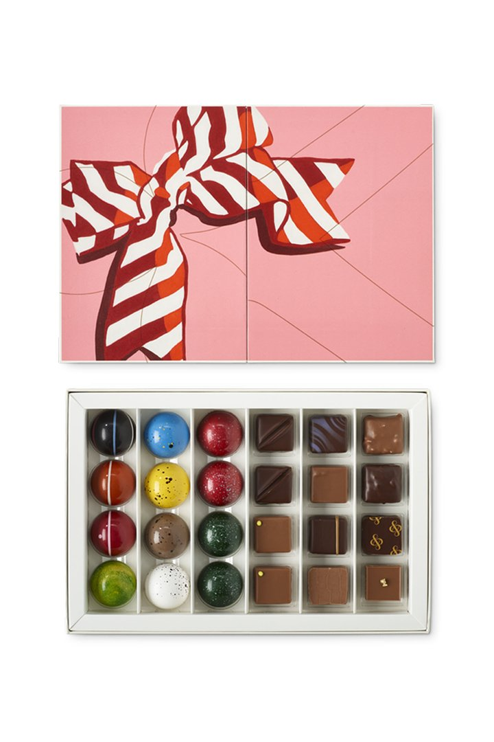 ANDSONS CHOCOLATE CHRISTMAS CONFECTIONS