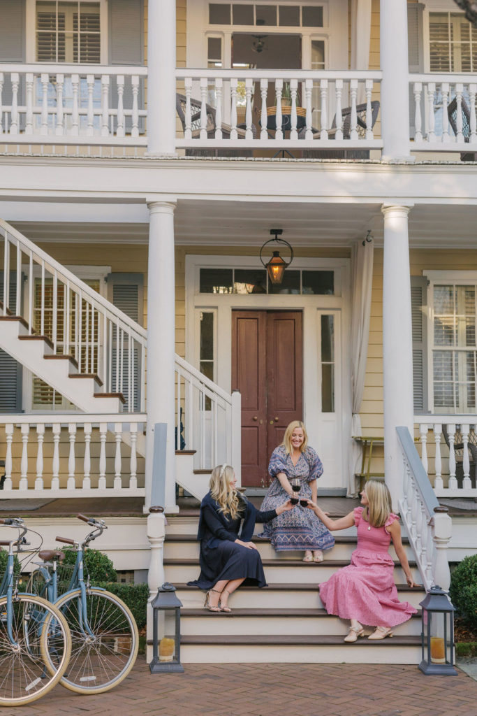 Win the ultimate trip to Charleston including a hotel stay at Zero George | Rhyme & Reason