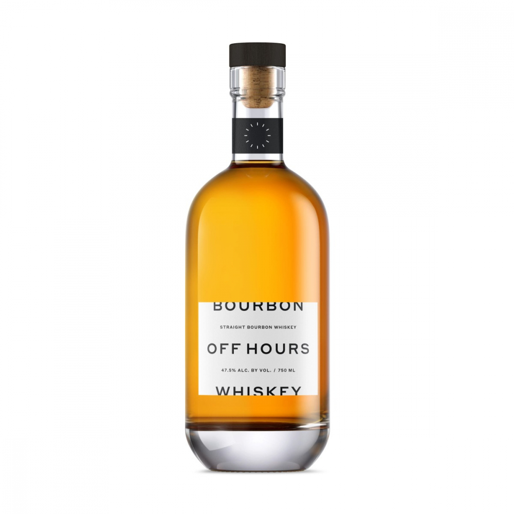 Off Hours Bourbon Holiday Gift for Guys