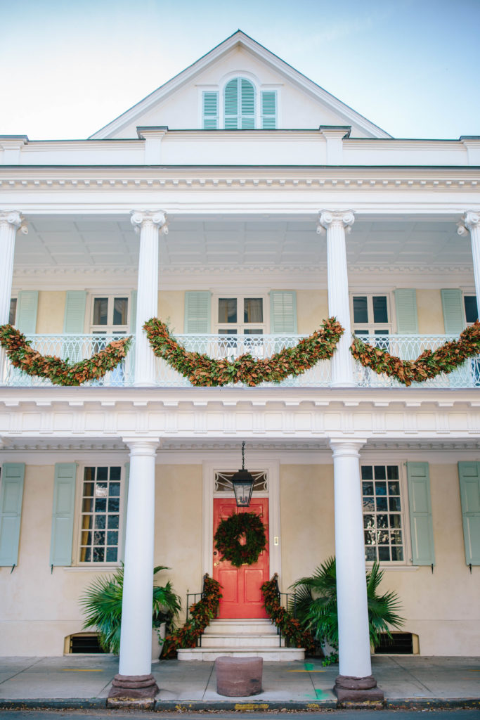 How to Spend Christmas in Charleston | Rhyme & Reason