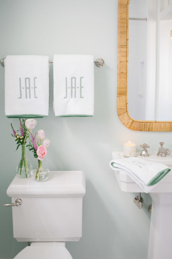 How to spruce up your bathroom for the new year | Rhyme & Reason