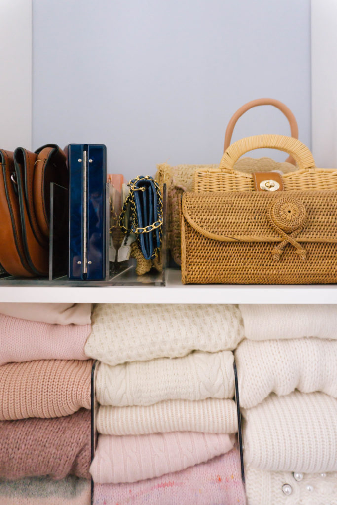 Your Top 15 Favorite Posts from 2020 | Closet organization solutions you need for the new year | Rhyme & Reason