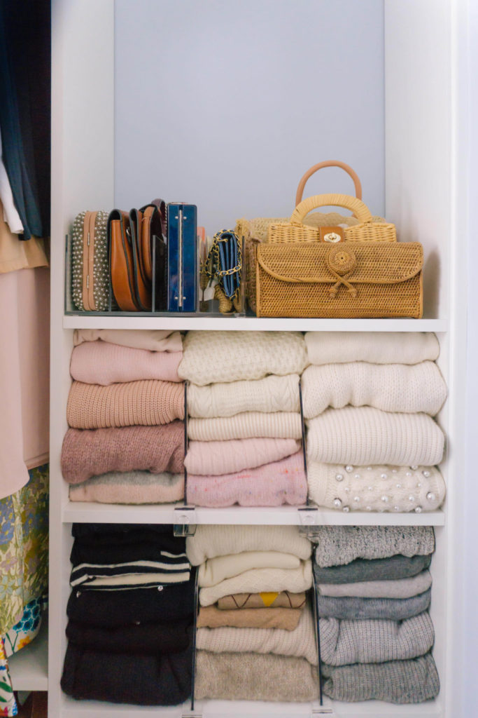 Your Top 15 Favorite Posts from 2020 | How to store purses in your closet | Rhyme & Reason