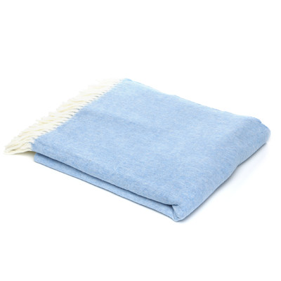 Rooms & Gardens Cashmere Throw Blanket