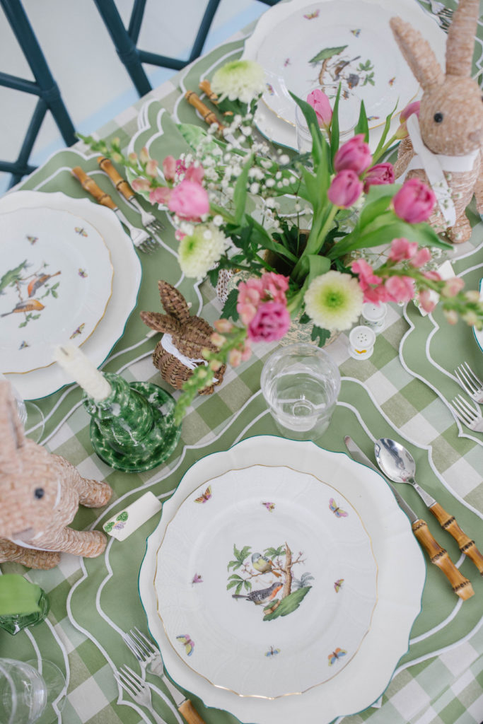 Beautiful and Easy Easter Tablescape Ideas to Make   Rhyme & Reason