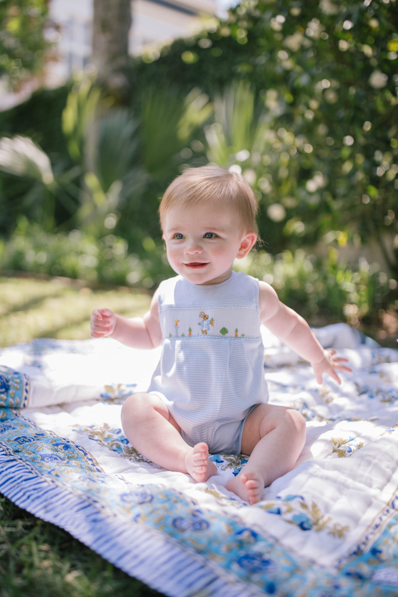 Baby Milestone Guide | Rhyme & Reason