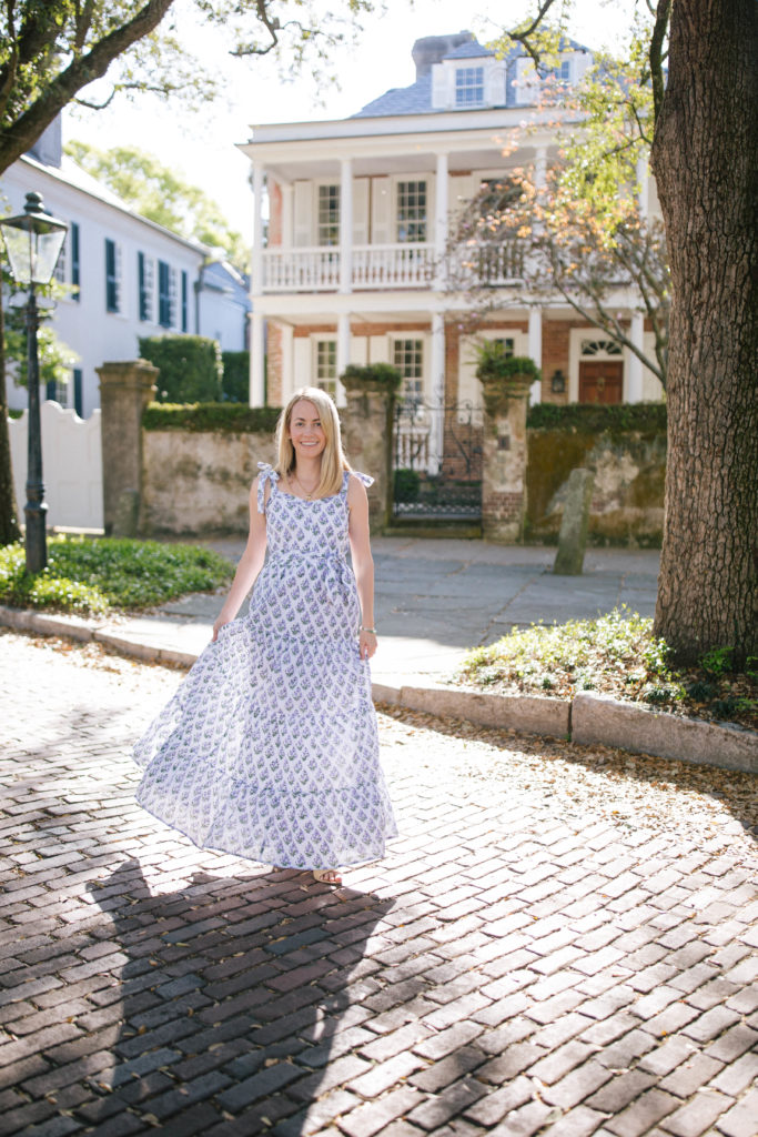 Spring maxi dresses to wear now | Nature Inspired Spring Picks