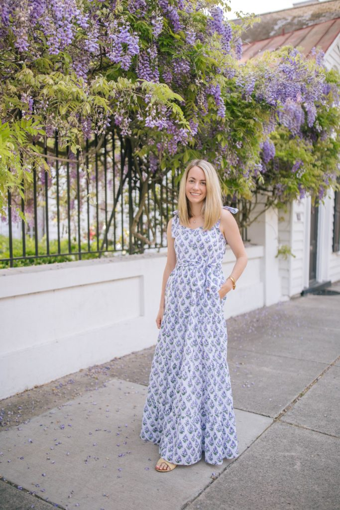 The cutest maxi dresses to wear for spring and summer | Rhyme & Reason