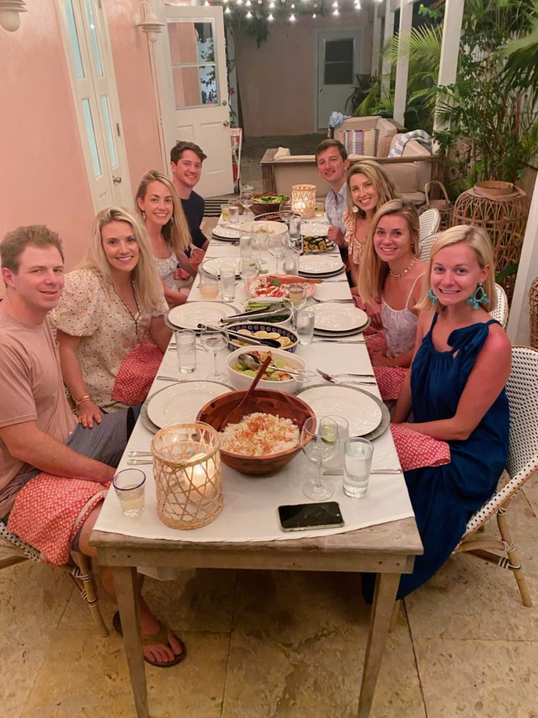 What to do on a trip to Harbour Island: get a private chef | Rhyme & Reason