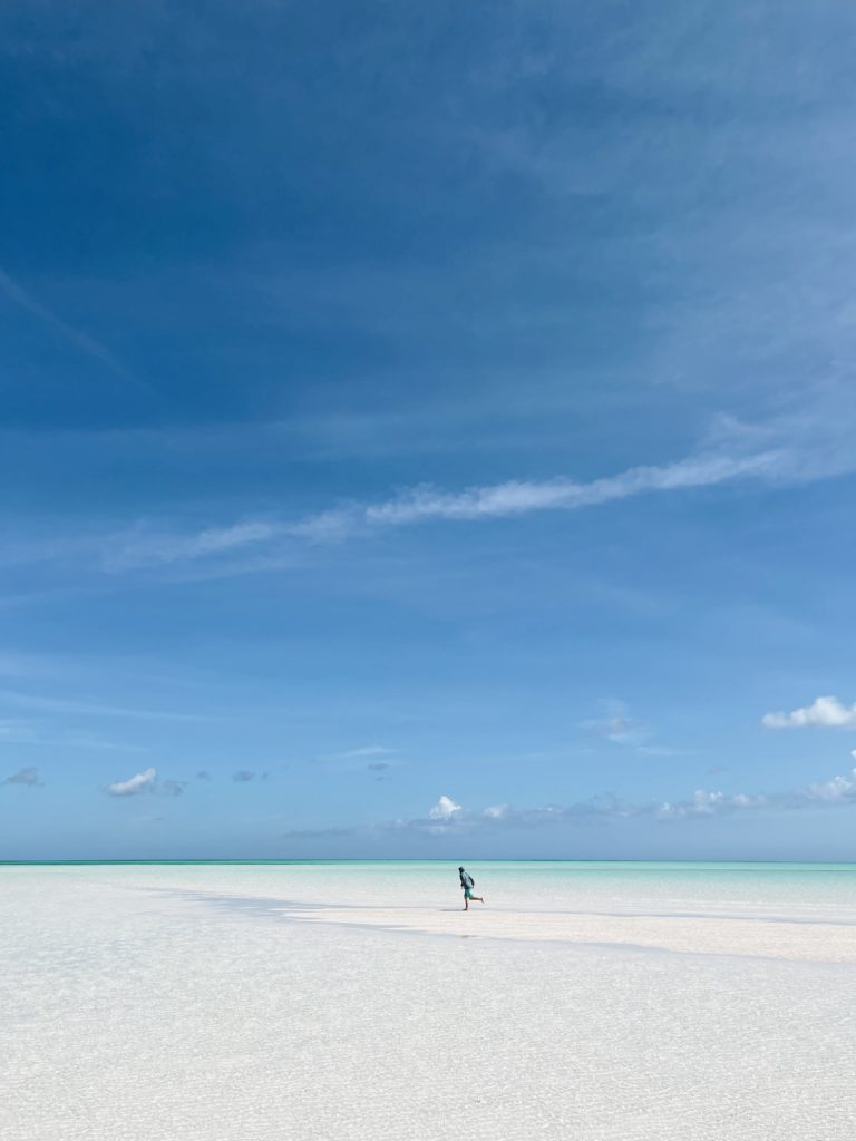 Secluded beaches in The Bahamas to visit | Rhyme & Reason