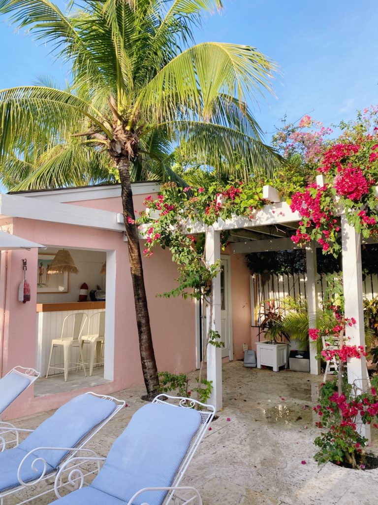 Our Stay at Coral House on Harbour Island in The Bahamas | Rhyme & Reason