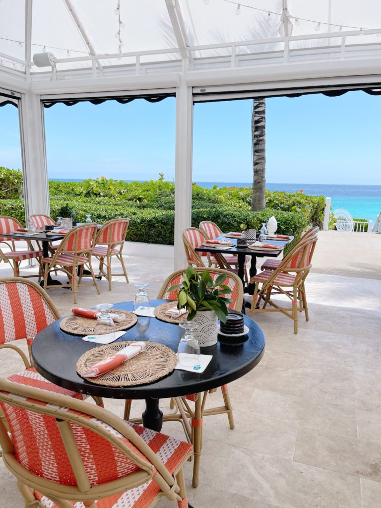 The best places to have lunch on Harbour Island | Rhyme & Reason
