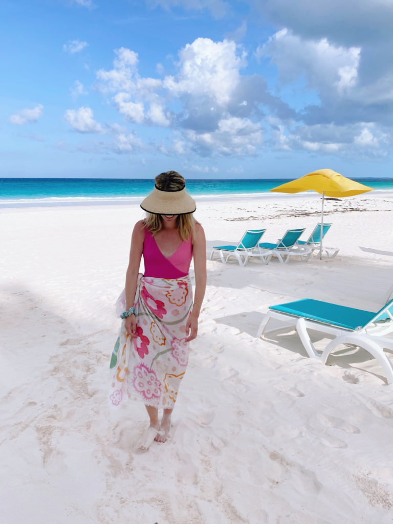 What to wear on a trip to Harbour Island | Rhyme & Reason
