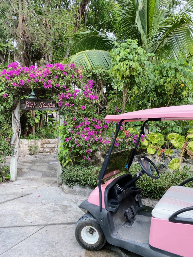 The beautiful pink sands resort on Harbour Island | Rhyme & Reason