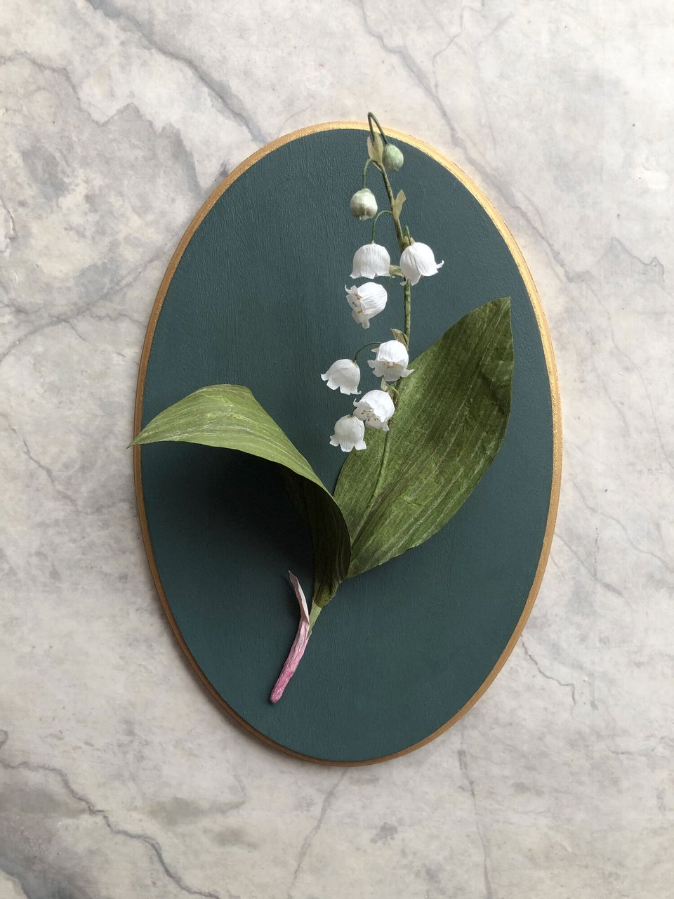GOLDEN AGE BOTANICALS Lily of the Valley